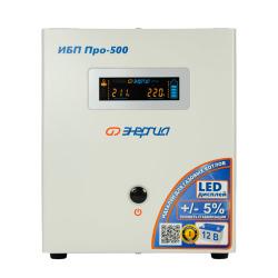 ИБП Pro 500 12V Энергия
