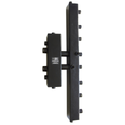 Гидравлический разделитель модульного типа DIAL STEEL GRM V 4х60