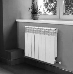 Биметаллический радиатор SAMRISE RВ-01-500