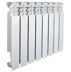 Алюминиевый радиатор VALFEX OPTIMA 500 10 секций