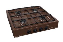 Плита газовая настольная  Гефест ПГ 900 К17 (коричневая)