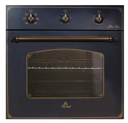Духовой шкаф электрический De Luxe 6006.03 ЭШВ-062