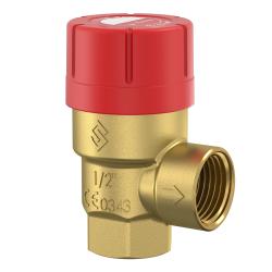 Предохранительный клапан Prescor 1/2х1/2-1,5bar