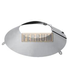 Фланец Ferrum из нержавеющей стали (430/0,5) 250-280