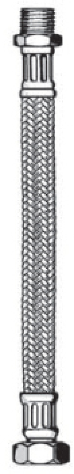 МЕ 5615.1104.50 Meiflex Dn13, 1/2 BPx1/2 HP, 500mm