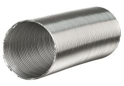 Гофра алюминиевая Д 90