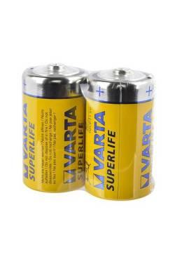 Батарейки VARTA Superlife R20 SR2