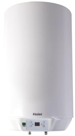 Электрический накопительный настенный водонагреватель Haier серия S (ускоренный нагрев воды, два ТЭНа)